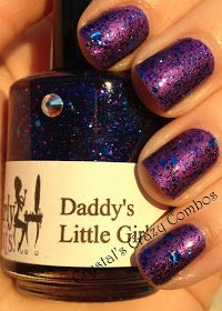 Crystal's Crazy Combos: Girly Bits - Daddy's Little Girl