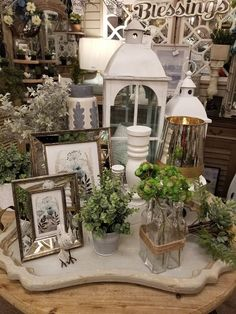 Olathe Home Décor provides Mirrors, Home Decor & Gifts in Olathe, Kansas Blue And White Living Room, Spring Home Decor, Showroom, Kansas, Mirrors, Table Decorations, Gifts, Furniture, Presents