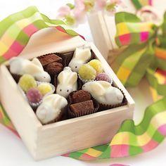 Burdick Chocolate: Signature Bunny Box