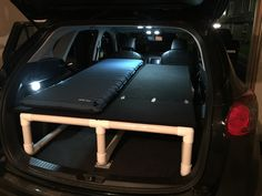 Platform sleeping in car | Do It Yourself Ideas | Pinterest ...