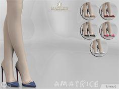 MJ95's Madlen Amatrice Shoes
