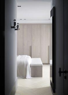 Houten vloer visgraat | Solidfloor by Piet boon