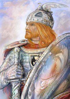 Lohengrin of Richard Wagner by andrekosslick.deviantart.com