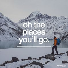 Oh The Places You'll Go, Travel Quotes, Mount Everest, Photography, Image, Photograph, Fotografie, Photoshoot, Fotografia