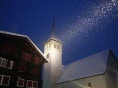 Kirche Bellwald