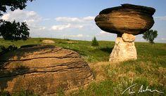 Mushroom Rock State Park, Kansas