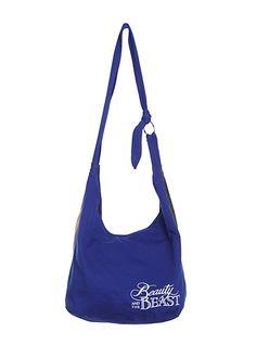 Disney Beauty And The Beast Hobo Bag | Hot Topic