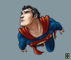 Superman 02 by *Shun-008 on deviantART