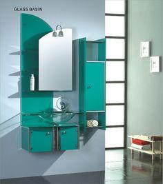 aqua bathroom Aqua Bathroom, Glass Bathroom, Vanity, Beauty, Dressing Tables, Powder Room, Vanity Set, Single Vanities, Beauty Illustration