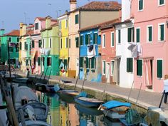 Murano, as beautiful as the glass that comes from this island