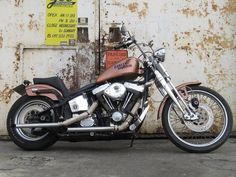 HARLEY−DAVIDSON FXSTS(gee motor cycles ジーモーターサイクルズ)