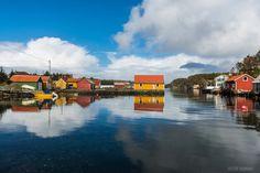 Reflejos noruegos