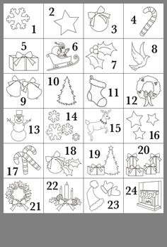 Free Printable Countdown Calendar New Free Printable Advent Calendar Template that are Critical Christmas Tree Advent Calendar, Diy Advent Calendar, Christmas Colors, Kids Christmas, Christmas Crafts, Days Until Christmas, Christmas Activities, Christmas Printables, Advent Calendars For Kids