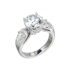 Bergio Bridal Ring: 18 Karat Gold or Platinum with White Marquee Cut Diamonds - See more at: http://www.bergio.com/collections/bridal-ring-bb1043/#sthash.9zkymjNh.dpuf