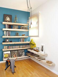 Tonuri naturale de culoare într-o casă de numai 50 m² | Jurnal de design interior