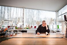 Designer Eero Aarnio   Finland