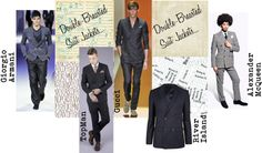 """""""Double Breasted Suit Jackets..."""" by kimearls on Polyvore"""