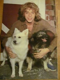 Leif Garrett, Dukes of Hazzard, Double Two Page Vintage Centerfold Poster