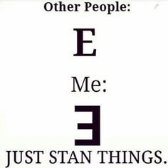 It's a Stan thing:)