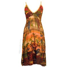 Tree of Life Dress