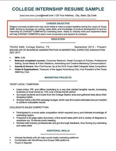 Of Education 4 Resume Examples Pinterest Resume Sample Resume