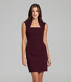 Marc New York Sleeveless Knit Dress | Dillards.com