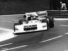 Bruno Giacomelli - March 782 BMW - March Racing Ltd - XXXVIII Grand Prix Automobile de Pau 1978