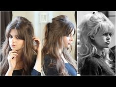 Brigitte Bardot - Tutorial | Beauty Beacons - YouTube