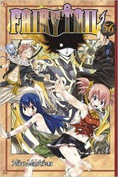 Amazon.fr - Fairy Tail 56 - Hiro Mashima - Livres