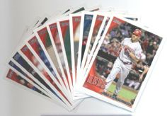 2010 Topps Baseball Cards Cincinnati Reds Team Set Update (Series 3) -13 Cards including Brandon Phillips, Joey Votto, Scott Rolen, Jordan Smith Rookie Card, Sam LeCure Rookie Card, Travis Wood Rookie Card, Chris Heisey Rookie Card & more! by Topps. $14.95
