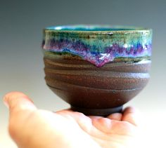 Brittain:  ceramics-- I learned how to work with clay on the wheel and by hand in high school and it is still a wonderful artistic release:)