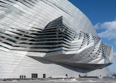ARPT Headquarters by Mario Cucinella Architects