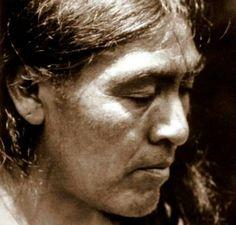 Last surviving native American of the Yahia tribe