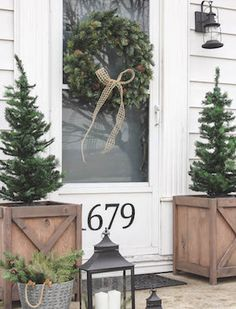 100 Best Porch Christmas Decorations - Prudent Penny Pincher