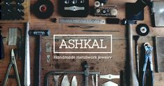New Artist in the Shop: Ashkal Jewelry