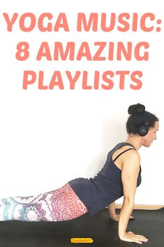 Need some inspiration for yoga music? These playlists feature yoga music for meditation, flow music, yoga beats and more! Need some inspiration for yoga music? These playlists feature yoga music for meditation, flow music, yoga beats and more! Yoga Music, Meditation Music, Chakra Meditation, Mindfulness Meditation, Yoga Sequences, Yoga Poses, Yoga Terms, Home Yoga Practice, Yoga Positions