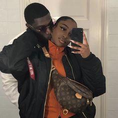 Cute Black Couples, Black Couples Goals, Cute Couples Goals, Couple Goals Relationships, Relationship Goals Pictures, Couple Relationship, Beautiful Couple, Black Is Beautiful, Couple Noir