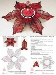 Basics of Bobbin Lace - How Did You Make This? Bobbin Lace Patterns, Beading Patterns, Handmade Christmas, Christmas Diy, Tatting, Bobbin Lacemaking, Holiday Crochet, Lace Jewelry, Needle Lace