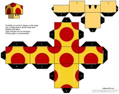 Cubeecraft Mario Bros - Bing Images