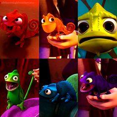 Pascal rainbow!