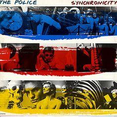 The Police Synchronicity – Knick Knack Records