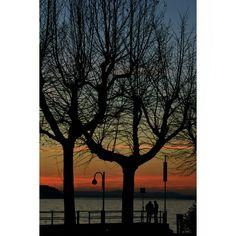 My photo. #ph #photograph #lake #sunset