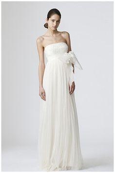 Trendy Vera Wang Dress