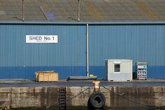 """northwestfive:  untitled on Flickr. Leith Harbour, Edinburgh, Scotland  """