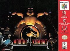 Title: Mortal Kombat 4 (Nintendo 64, 1998) UPC: 031719198016 Condition: Pre-owned. Included: Cartridge only. Tested and game works - Cartridge Sold as pictured. Shipping: Orders Placed Before 4 A.M. S