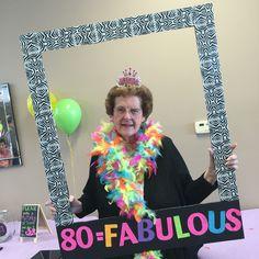 Ideas Birthday Ideas For Mom Party Photo Booths 70th Birthday Ideas For Mom, Birthday Surprise For Mom, 80th Birthday Party Decorations, 75th Birthday Parties, Grandma Birthday, 60th Birthday Party, Birthday Celebration, Birthday Board, Birthday Presents