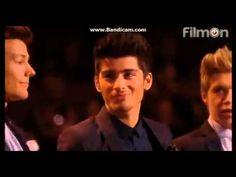 "Royal Variety - One Direction Skit hahahaha........""Hi Harry....."""