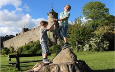 There is a wealth of family friendly activities and things to do in Tipperary in Ireland's Ancient East From castles to bike parks, equine adventures to fun on the water. Stuff To Do, Things To Do, Little King, Bike Parking, The Rock, Sword, Medieval, Ireland, Places To Go
