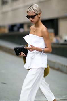 Fall 2015 Street Style From New York | StyleCaster