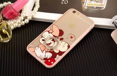 "Aliexpress.com: Comprar Hello kitty Sailor moon Donald Duck anillo Kawaii estuche rígido cala coque soporte capa para celular para Apple iPhone 6 6 s 4.7 "" de funda para tablet pc fiable proveedores en An Art Gallery"
